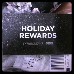 💞 Victoria Secret Holiday Reward Card 💞